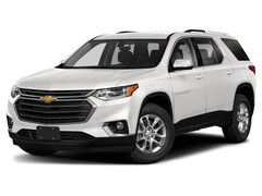 2021 Chevrolet Traverse LT Cloth w/1LT SUV