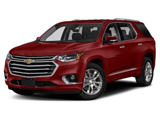 New 2021 Chevrolet Traverse High Country SUV For Sale Springfield IL