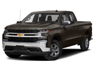 2021 Chevrolet Silverado 1500 LT Truck Double Cab