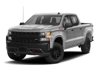 New 2021 Chevrolet Silverado 1500 Custom Trail Boss Truck For Sale in Vidalia, GA