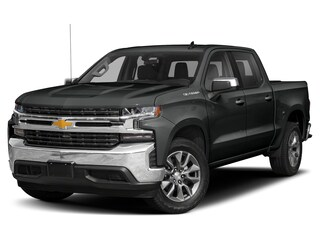 new 2021 Chevrolet Silverado 1500 LT Truck Crew Cab for sale near Boise