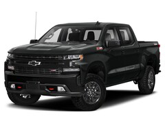 2021 Chevrolet Silverado 1500 LT Trail Boss 4x4 LT Trail Boss  Crew Cab 5.8 ft. SB