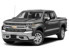 2021 Chevrolet Silverado 1500 LTZ Truck Crew Cab