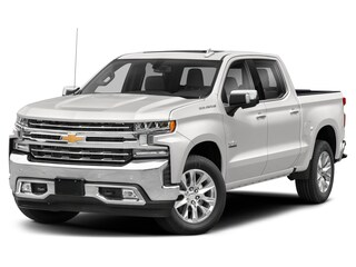 New 2021 Chevrolet Silverado 1500 LTZ Truck For Sale in Vidalia, GA