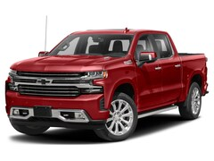 2021 Chevrolet Silverado 1500 High Country Truck Crew Cab