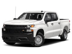2021 Chevrolet Silverado 1500 Work Truck Truck Crew Cab