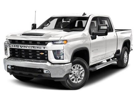 2021 Chevrolet Silverado 2500 HD Custom Truck Crew Cab