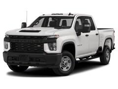 2021 Chevrolet Silverado 2500 HD Work Truck Truck Crew Cab