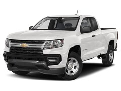New 2021 Chevrolet Colorado WT Truck Extended Cab Winston Salem, North Carolina