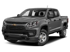 New 2021 Chevrolet Colorado Work Truck Truck for sale in Anniston AL