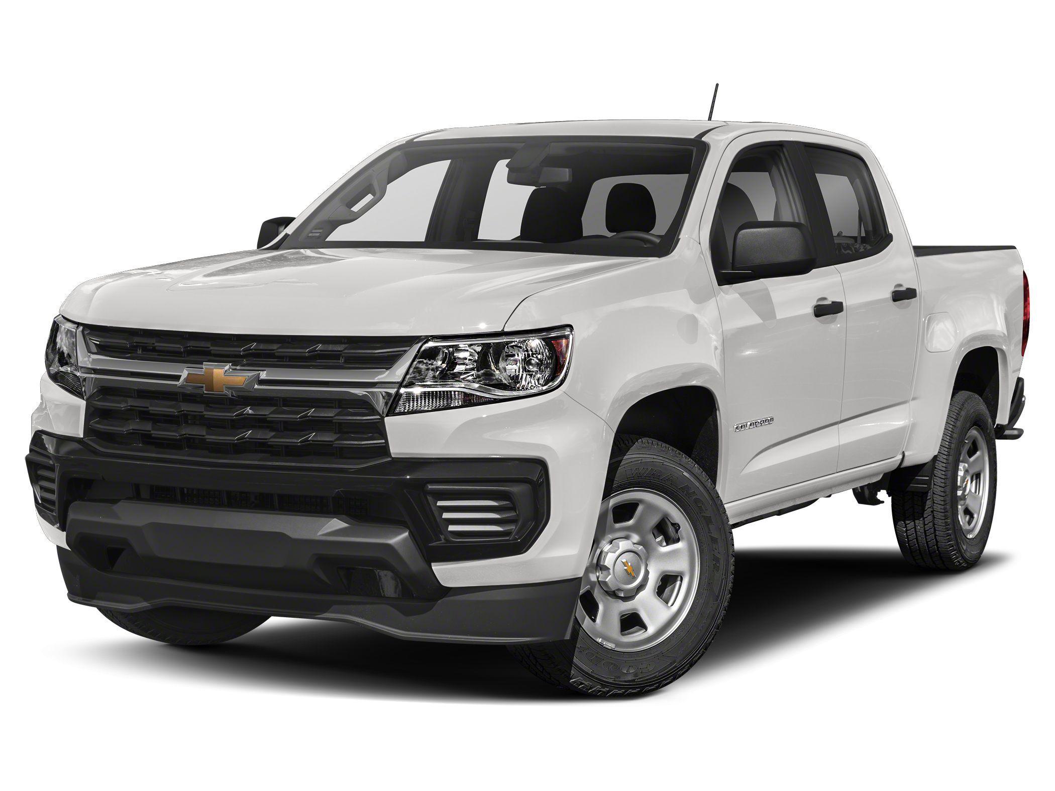 2021 Chevrolet Colorado Truck Crew Cab