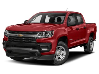 2021 Chevrolet Colorado 2WD Work Truck Crew Cab 128