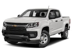 New 2021 Chevrolet Colorado WT Truck Crew Cab Winston Salem, North Carolina