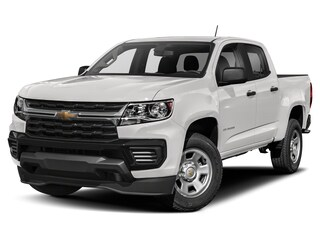 2021 Chevrolet Colorado 4WD Work Truck Crew Cab Pickup