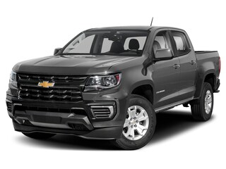 New 2021 Chevrolet Colorado LT Crew Cab in Osseo