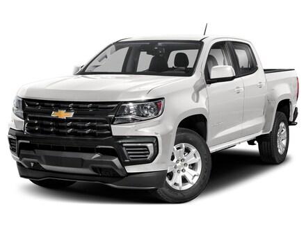 2021 Chevrolet Colorado LT Truck Crew Cab