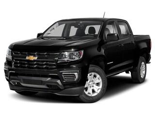2021 Chevrolet Colorado ZR2 Truck Crew Cab