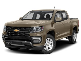 2021 Chevrolet Colorado ZR2 Truck Crew Cab
