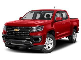2021 Chevrolet Colorado 4WD LT Truck Crew Cab