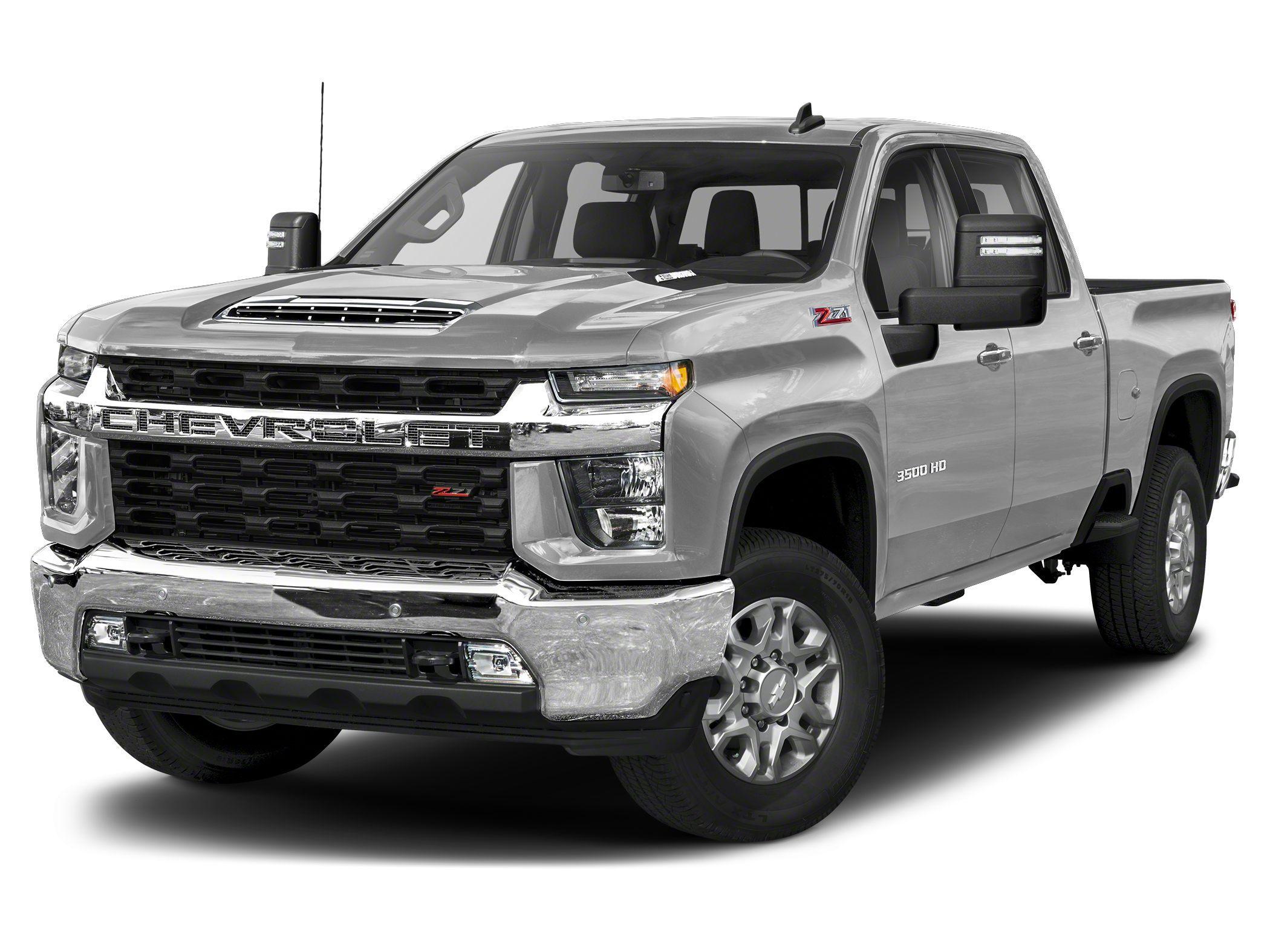 2021 Chevrolet Silverado 3500HD Truck Crew Cab