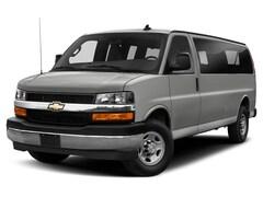 2021 Chevrolet Express 3500 LT Van Extended Passenger Van
