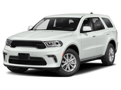 New 2021 Dodge Durango SXT PLUS AWD Sport Utility for sale or lease in Marietta, OH