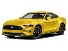 New 2021 Ford Mustang GT Coupe 1FA6P8CF8M5110622 for Sale in Eureka, IL at Mangold Ford