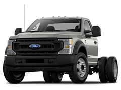New 2021 Ford Chassis CAB in Great Bend near Russell