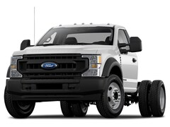 2021 Ford Super Duty F-350 SRW XL 4WD Light Duty Chassis Cab Trucks