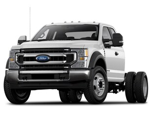 2021 Ford F-350 Chassis Extended Cab Chassis-Cab