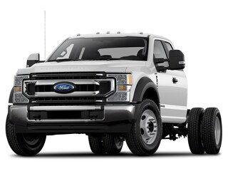 2021 Ford F-350 Chassis XL Truck Super Cab