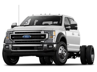 2021 Ford F350 Crew Cab 4x2 Clean Chassis