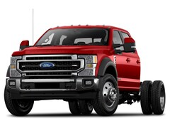 New 2021 Ford F-350 Chassis Truck Crew Cab for Sale in Lebanon, MO