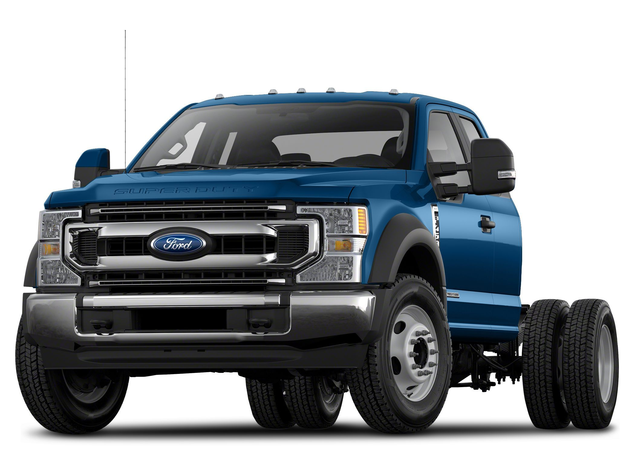 2021 Ford F-450 Chassis Super Cab