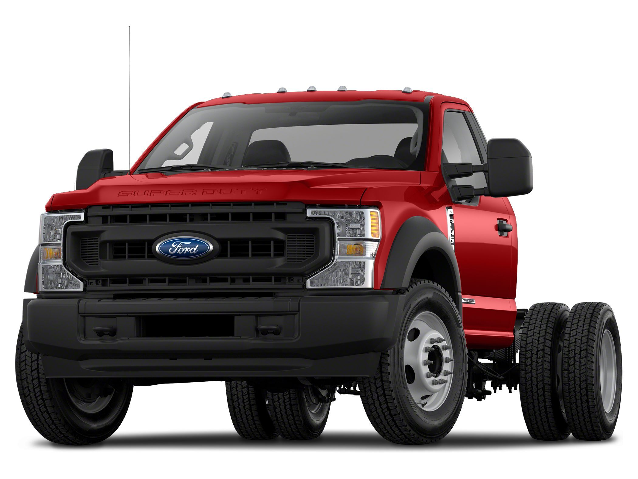 2021 Ford F-550 Chassis Standard Cab