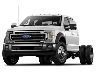2021 Ford F-550 Chassis Truck Crew Cab