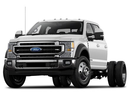 2021 Ford F-550 Chassis Not Specified