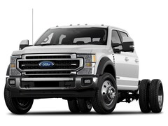 2021 Ford F-550 Chassis XL Truck Crew Cab