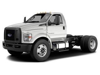 2021 Ford F-650SD Base Truck