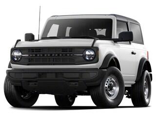 2021 Ford Bronco 2DR 4WD ADVANCED SUV
