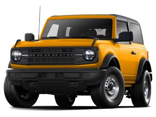 2021 Ford Bronco First Edition Wagon