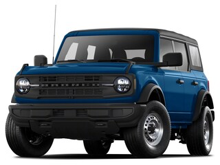 2021 Ford Bronco Outer Banks 4 Door Advanced 4x4 Sport Utility