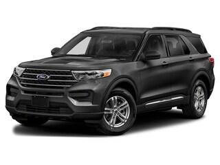 New 2021 Ford Explorer XLT XLT RWD for sale in Waycross