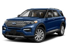 New 2021 Ford Explorer Limited SUV for Sale in Corning, CA