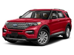 New 2021 Ford Explorer Limited SUV for sale in Brenham, TX
