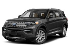 New 2021 Ford Explorer Limited SUV for sale near Pine Bluff