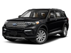 Buy a 2021 Ford Explorer Limited Limited RWD in LaBelle, FL