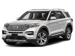 New 2021 Ford Explorer Platinum SUV for Sale in Westbrook ME