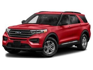2021 Ford Explorer XLT Sport Utility