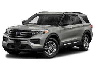 New 2021 Ford Explorer XLT SUV Mesa, AZ